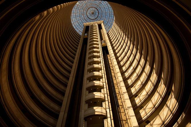 El ascensor más rápido del mundo