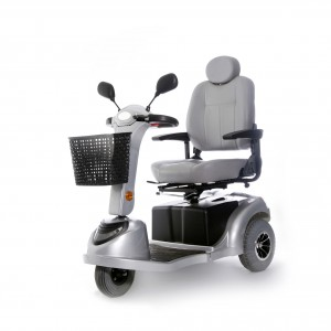 Scooter eléctrico.
