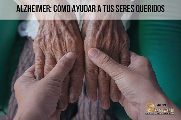 Consejos Oelcun para cuidar a personas con Alzheimer