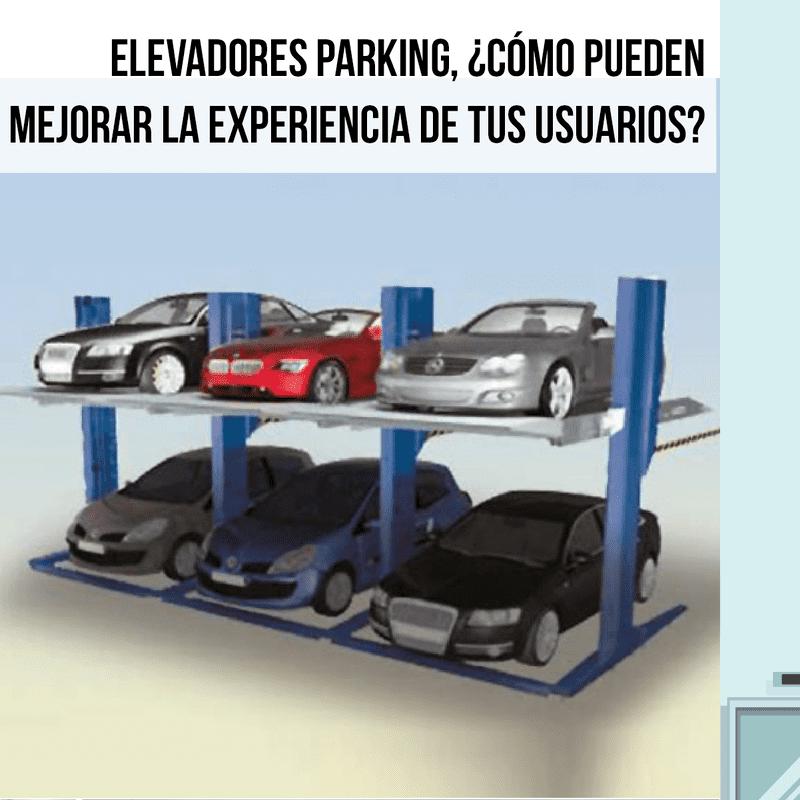 Beneficios de los elevadores de parking y montacoches de grupo oelcun elevadores