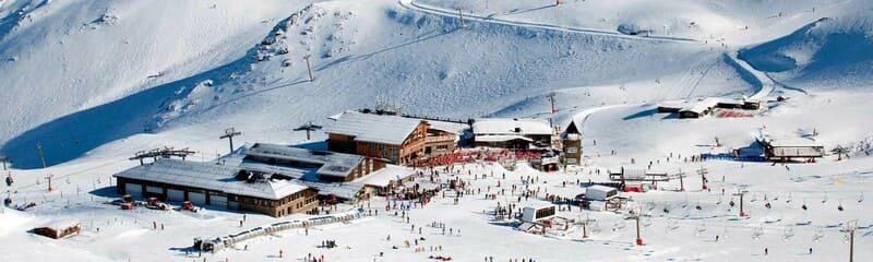 Sierra Nevada estacion de esqui adaptada