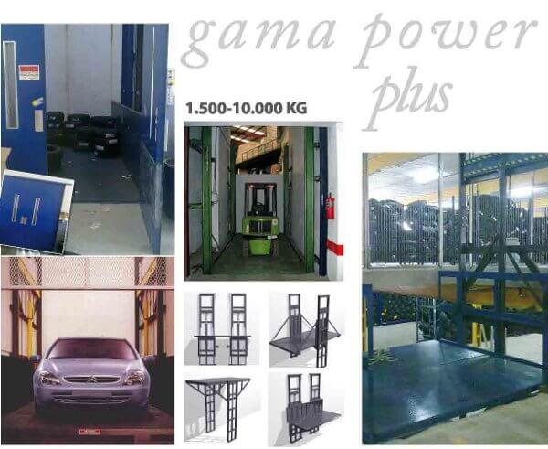 Grupo Núcleo - Soluciones Parkings - Gama Power Plus
